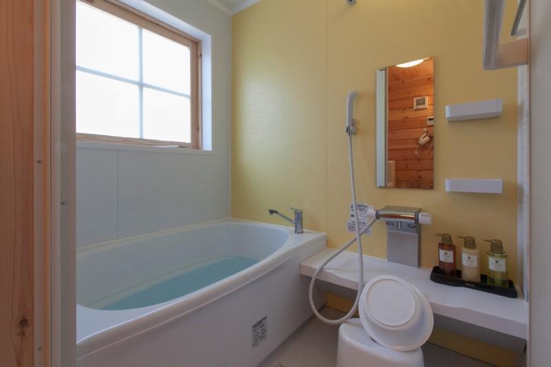 室内風呂(ユニットバス)