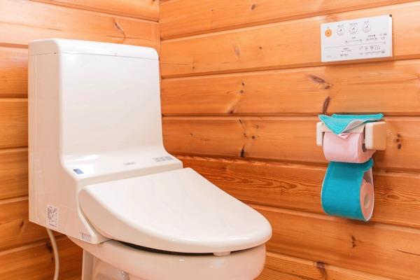 洗浄機付きトイレ